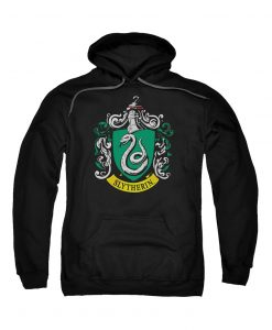 Harry Potter Slytherin Crest Hoodie
