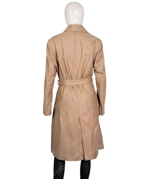 Love, Guaranteed Tamara Taylor Coat