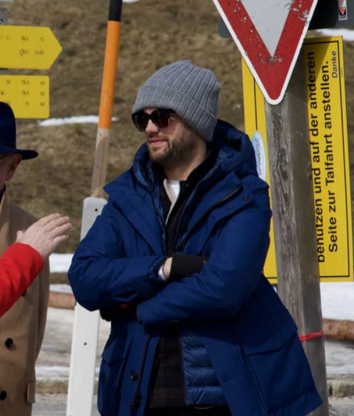 Jack Whitehall Travels With My Father Parka