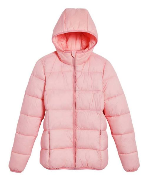 Joe Fresh Jilly Pink Puffer Jacket
