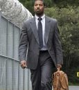Bryan Stevenson Just Mercy Michael B. Jordan Grey Suit
