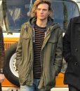 Kat And The Band Dougie Poynter Jacket With Hood