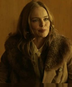 Kate Bosworth The Devil Has a Name Trench Coat