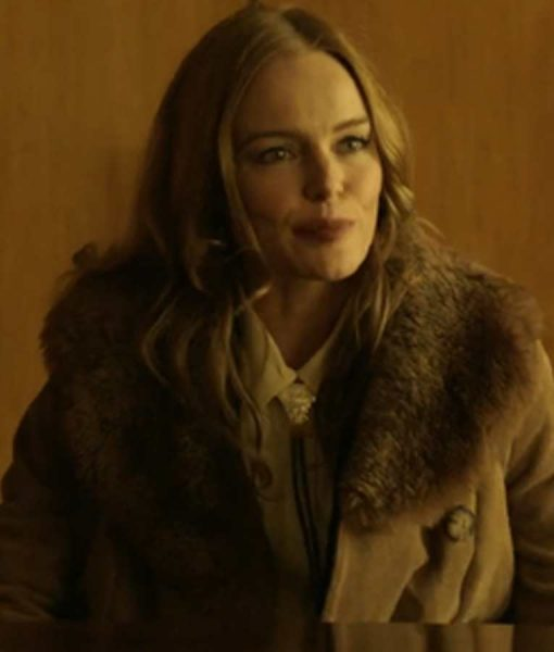Kate Bosworth The Devil Has a Name Coat
