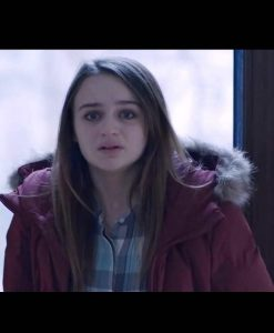 Kayla The Lie Joey King Hooded Jacket