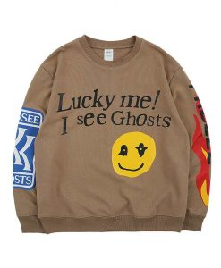 Kids See Ghost Sweatshirt