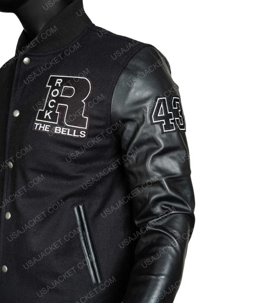LL Cool J Rock The Bells Letterman Jacket