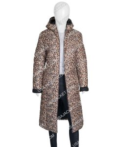 Leopard Print Joe Fresh Jilly Coat
