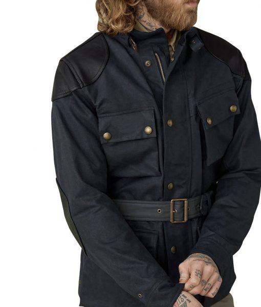 Long Way Up Ewan McGregor Field Jacket