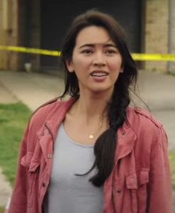 Love And Monsters Jessica Henwick Jacket