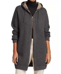 Love, Guaranteed Susan Whitaker Cardigan With Hooded