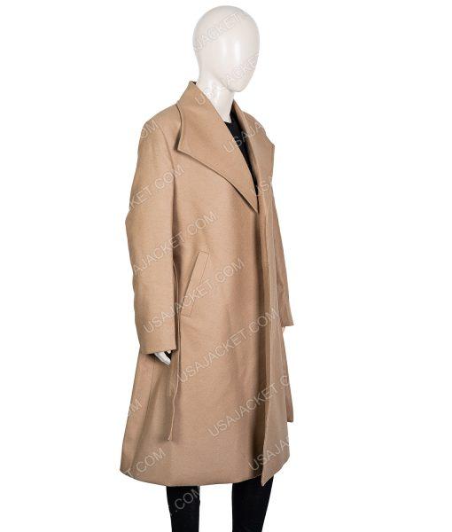 Love, Guaranteed Heather GrahamTrench Coat