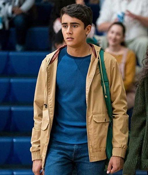 Love, Victor Salazar Jacket