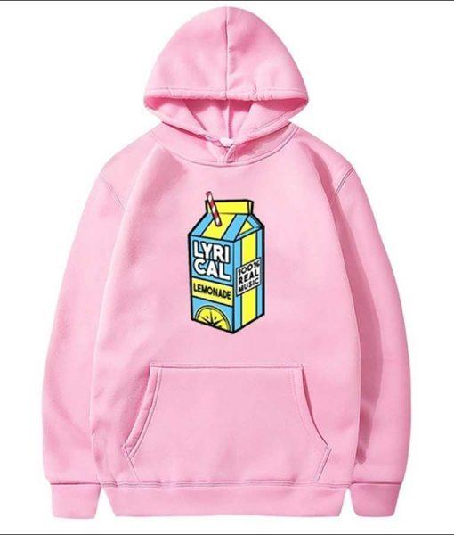 Lyrical Lemonade Pink Hoodie