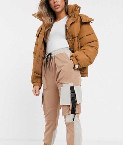 Marianne Emma Larsimon Puffer Jacket