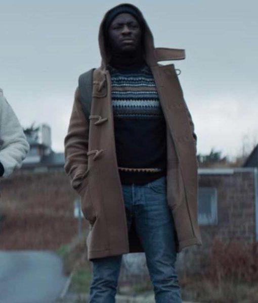 Marianne Seby Hooded Coat