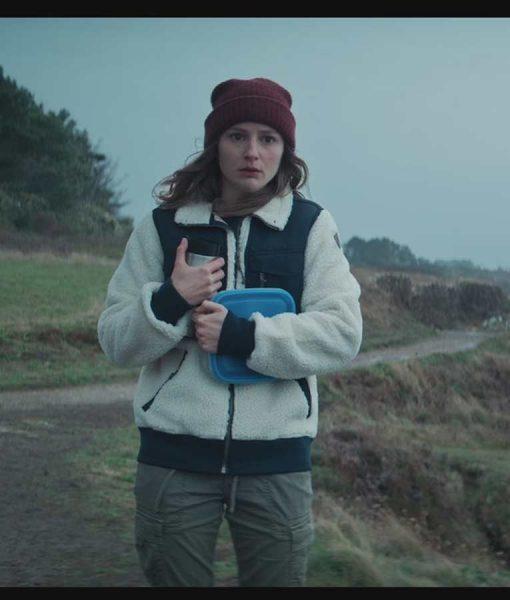 Marianne Aurore Sherpa Jacket