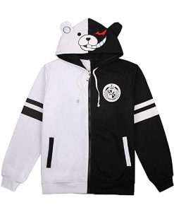 Danganronpa Black & White Bear Jacket
