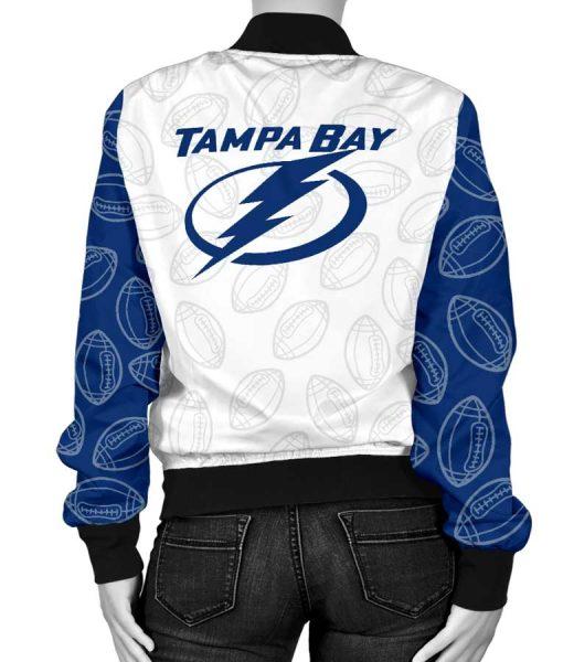NHL Tampa Bay Lightning Bomber Jacket