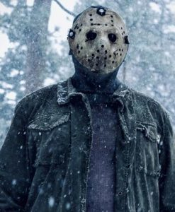 Never Hike In The Snow Jason Voorhees Jacket