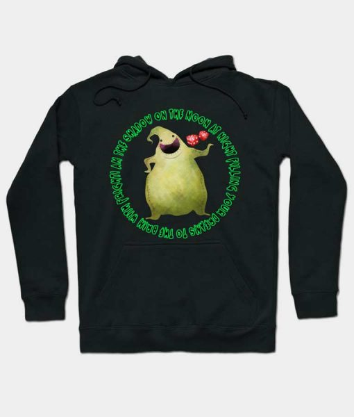 Nightmare Before Christmas Oogie Boogie Sweatshirt