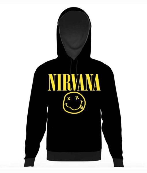 Nirvana Unisex Hoodie