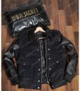 Tariq St. Patrick Power Book II Ghost Letterman Jacket