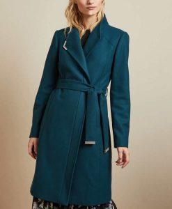 CookLove, Guaranteed Rachael Leigh Teal Coat