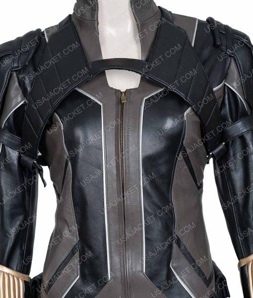 Black Widow Movie 2021 Leather jacket