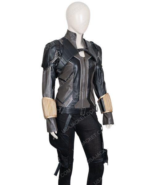 Scarlett Johansson 2021 Movie Black Widow Jacket