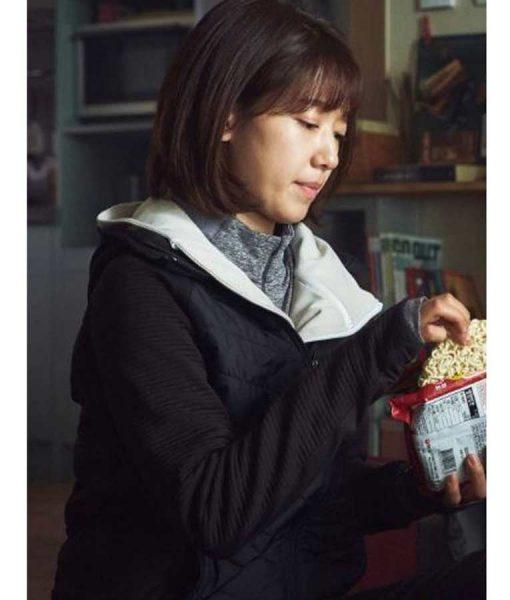 Kim Yoo-bin Shin-Hye Park #Alive Hoodie