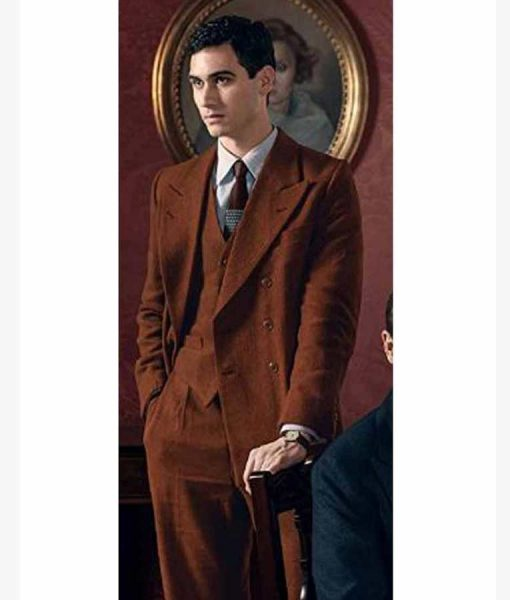vSomeone Has to Die Alejandro Speitzer Brown Suit