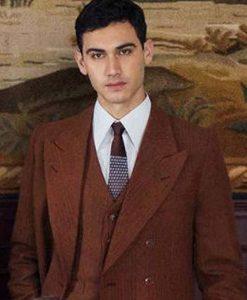Someone Has to Die Alejandro Speitzer Suit
