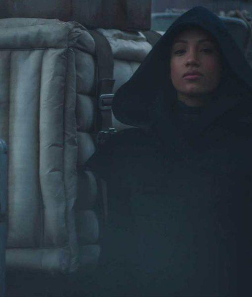 Star Wars The Mandalorian S02 Sasha Banks Coat