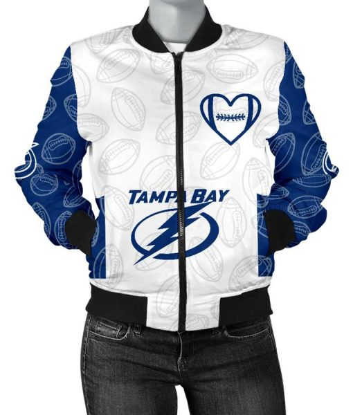 NHL Tampa Bay Lightning Jacket