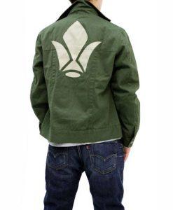 Iron-Blooded Orphans Tekkadan Orga Itsuka Green Jacket