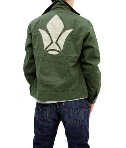 Tekkadan Orga Itsuka Green Jacket