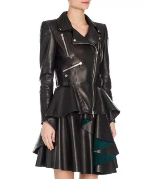The 100 S07 Clarke Griffon Leather Jacket