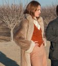 The Devil Has a Name Kate Bosworth Fur Coat