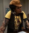 The Glorias Lorraine Toussaint Vest With Studs