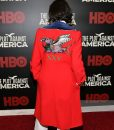 The Plot Against America Jeriana San Juan Red Trench Coat