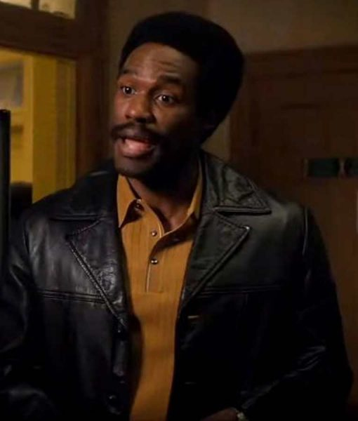 The Trial Of The Chicago 7 Bobby Seale Jacket