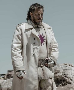 Raised By Wolves Trench Coat