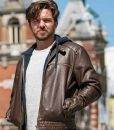 Van der Valk Luke Allen-Gale Leather Jacket