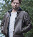 Van der Valk Luke Allen-Gale Leather Jacket