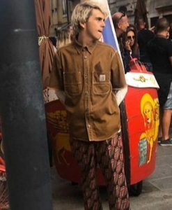 Jack Dylan Grazer We Are Who We Are Fraser Wilson Jacket