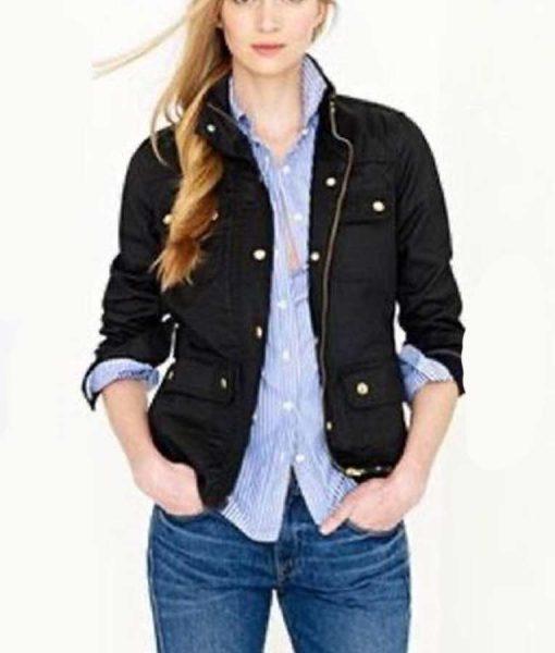 Young Wallander Frida Rask Jacket