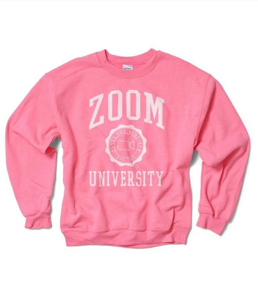 Zoom University Crewneck Sweatshirt
