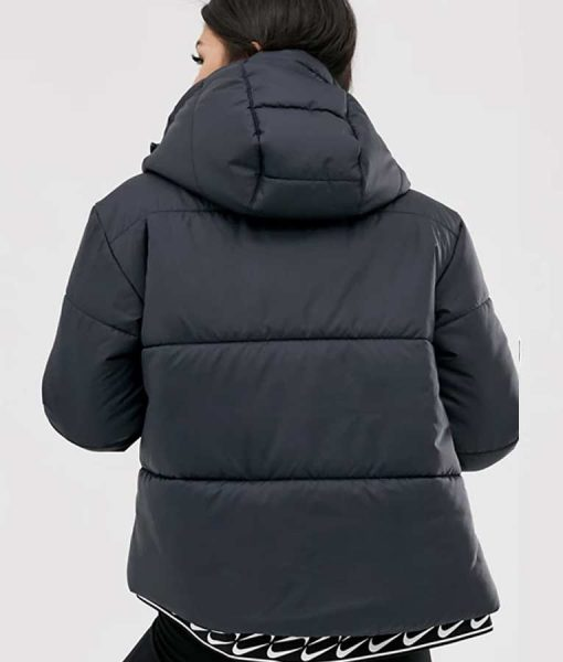 Grand Army Leila Kwan Zimmer Puffer Jacket With Hood
