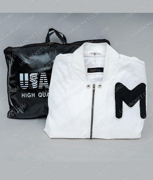 American DJ Marshmello White Jacket